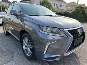 Lexus RX 2014 350 AWD Gray   Cars for sale in Lagos State, Ojodu