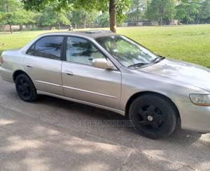 Honda Accord 1999 Gold | Cars for sale in Lagos State, Yaba