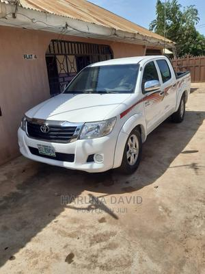 Toyota Hilux 2010 White | Cars for sale in Abuja (FCT) State, Karu