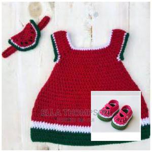 Crochet Baby Set Wears. | Children's Clothing for sale in Lagos State, Ojodu