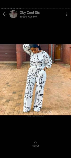 Fashion Ladies Quality Tops Trousers | Clothing for sale in Lagos State, Ikeja