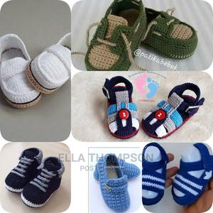 Crochet Baby Wears | Children's Shoes for sale in Lagos State, Ojodu