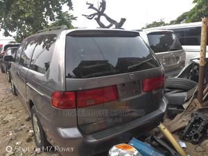 Honda Odyssey 2006 Gray | Cars for sale in Lagos State, Isolo