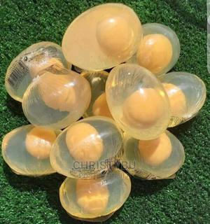 Egg Organic Soap   Skin Care for sale in Ekiti State, Ado Ekiti