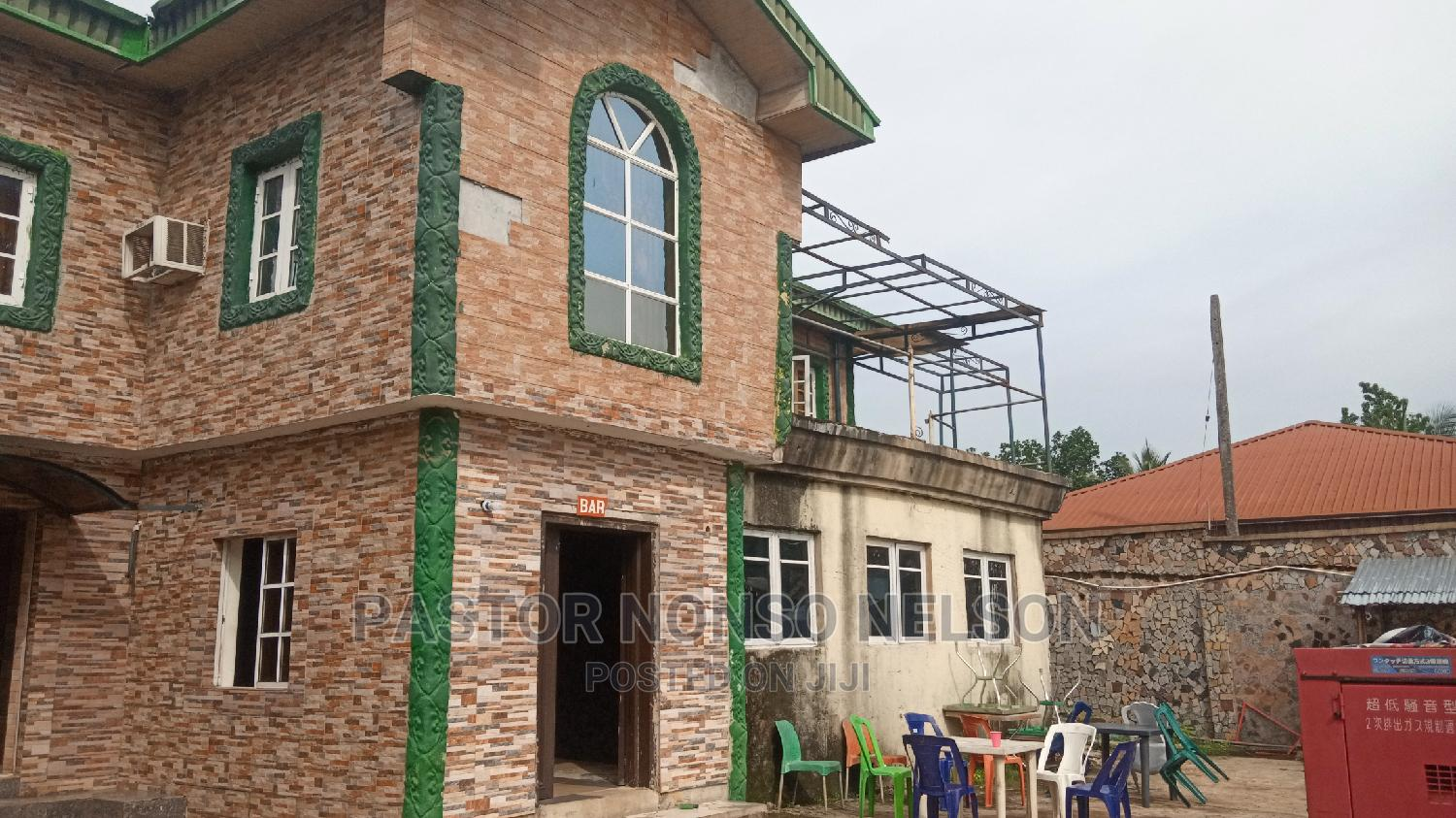 28rooms Hotel at Works Laout Owerri for Sale.   Commercial Property For Sale for sale in Owerri, Imo State, Nigeria
