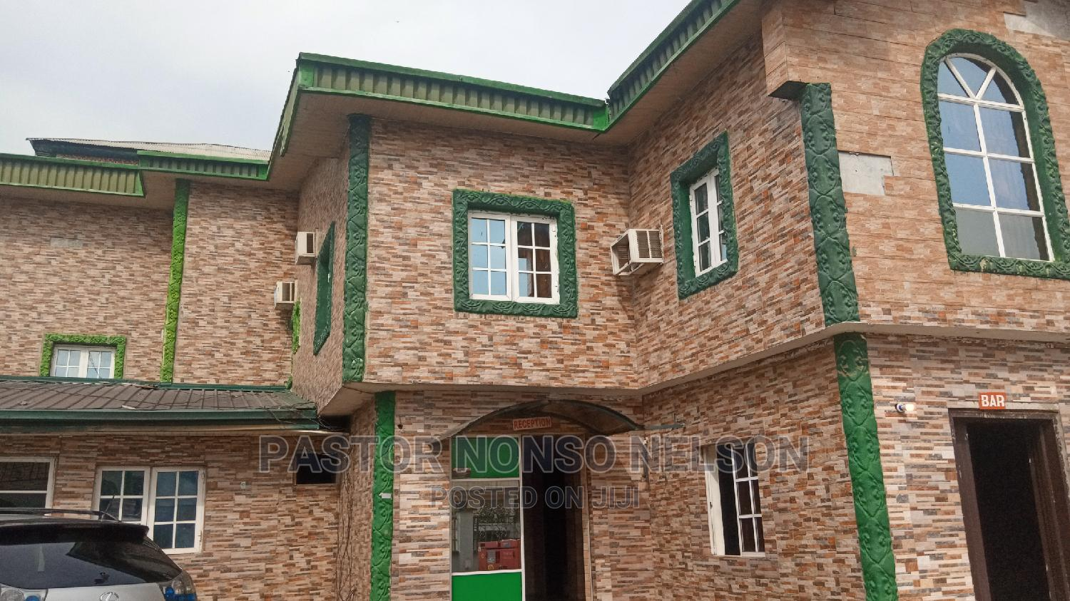 28rooms Hotel at Works Laout Owerri for Sale.