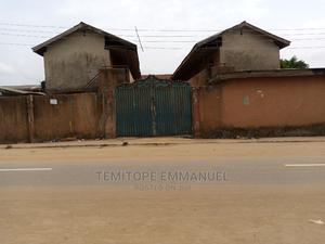 Standard Non Functional Commercial School Facing Tared Road   Commercial Property For Sale for sale in Lagos State, Abule Egba