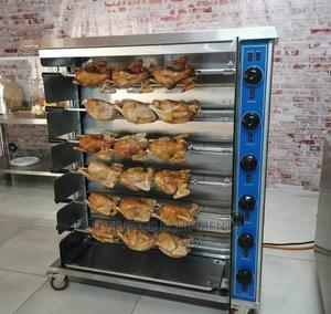 Standing Chicken Roaster 30 Chickens | Restaurant & Catering Equipment for sale in Lagos State, Ojo