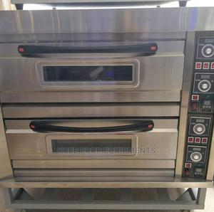 Double Industrial Gas Oven | Restaurant & Catering Equipment for sale in Lagos State, Ojo