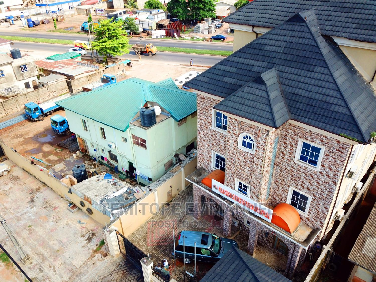 Hotel of 18 Room With 3 Suits on 2plot of Land Wit Micano   Commercial Property For Sale for sale in Igando / Ikotun/Igando, Ikotun/Igando, Nigeria