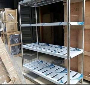Stainless Steel Rack   Restaurant & Catering Equipment for sale in Lagos State, Ojo