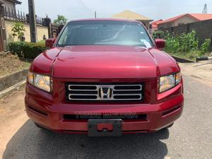 Honda Ridgeline 2006 RTS Red   Cars for sale in Lagos State, Agege