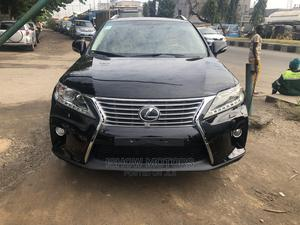 Lexus RX 2011 350 Black | Cars for sale in Lagos State, Surulere