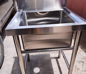 New Single Bowl Sink   Restaurant & Catering Equipment for sale in Lagos State, Surulere