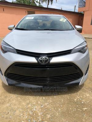 Toyota Corolla 2017 Silver   Cars for sale in Lagos State, Magodo