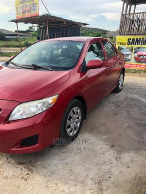 Toyota Corolla 2010 Red | Cars for sale in Delta State, Sapele