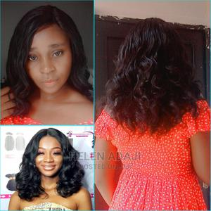 Human Hair Blend Wig | Hair Beauty for sale in Abuja (FCT) State, Kaura