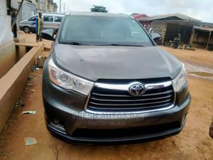 Toyota Highlander 2016 Gray | Cars for sale in Lagos State, Magodo