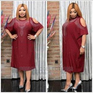 Quality Turkey Ladies Stoned Dress   Clothing for sale in Lagos State, Ifako-Ijaiye