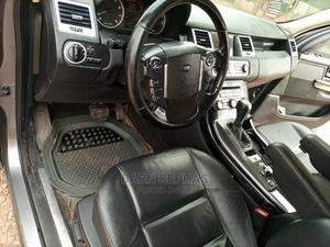 Land Rover Range Rover Sport 2011 HSE 4x4 (5.0L 8cyl 6A) Gray | Cars for sale in Abuja (FCT) State, Central Business District