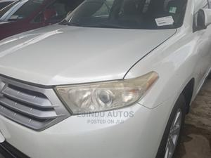 Toyota Highlander 2011 White   Cars for sale in Lagos State, Ikeja