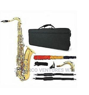 Yamaha Professional Alto Gold Saxophone | Musical Instruments & Gear for sale in Lagos State, Lekki