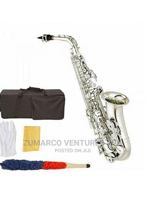 Alto Saxophone - Silver | Musical Instruments & Gear for sale in Lagos State, Lekki