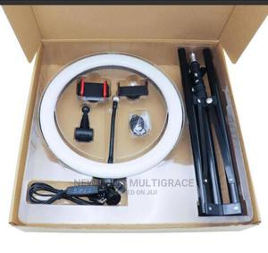 USB Rechargeable 10 Inches Selfie Ring Light /Tripod Stand | Accessories & Supplies for Electronics for sale in Abuja (FCT) State, Kubwa