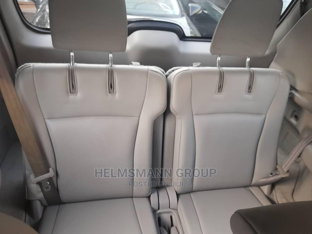 Toyota Highlander 2013 Limited 3.5l 4WD Gray | Cars for sale in Ikeja, Lagos State, Nigeria