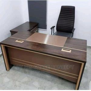 Executive Office Table With Chair | Furniture for sale in Lagos State, Ojo