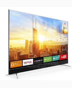 TCL 55inches Smart 4k Android TV +Free Hanger | TV & DVD Equipment for sale in Abuja (FCT) State, Galadimawa