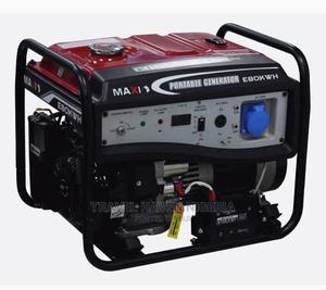 Maxi 10KVA Elegant Remote Starter Generator EK80 | Electrical Equipment for sale in Abuja (FCT) State, Gwarinpa