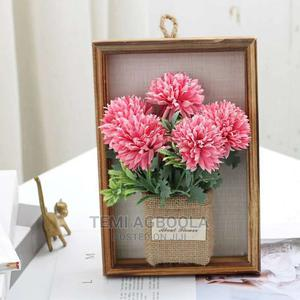 Wall Frame Hanging Flower | Home Accessories for sale in Lagos State, Ikeja
