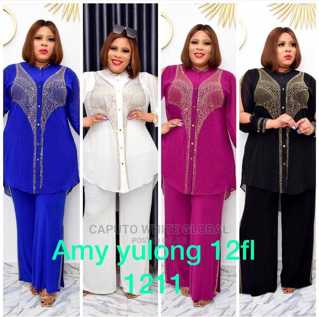 Trendy Female Trousers and Tops