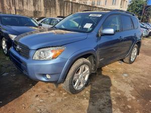 Toyota RAV4 2007 Sport V6 4x4 Blue   Cars for sale in Lagos State, Isolo