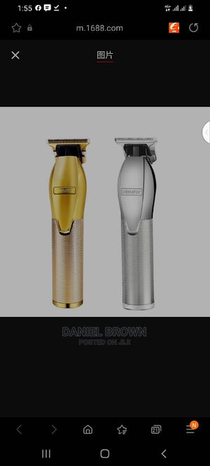 Rechargeable Clipper | Tools & Accessories for sale in Abuja (FCT) State, Wuse