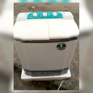 Hisense Washing Machine 5kg, Two Tub | Home Appliances for sale in Lagos State, Ikeja
