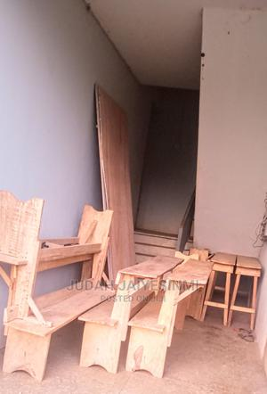 Tutorial Centre Desk, Benches, Whiteboards | Furniture for sale in Lagos State, Epe