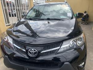 Toyota RAV4 2014 Black   Cars for sale in Lagos State, Surulere