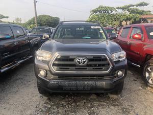 Toyota Tacoma 2017 Gray | Cars for sale in Lagos State, Amuwo-Odofin