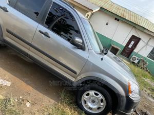 Honda CR-V 2006 SE 4WD Automatic Gray | Cars for sale in Oyo State, Ibadan