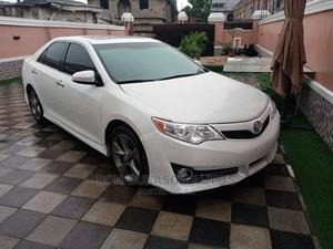 Toyota Camry 2013 White | Cars for sale in Lagos State, Amuwo-Odofin