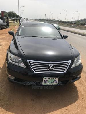 Lexus LS 2010 Black | Cars for sale in Abuja (FCT) State, Gwarinpa