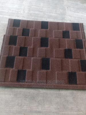 Shingle Coffee Brown and Black Stone Tiles Roofing Sheet   Building Materials for sale in Lagos State, Lekki