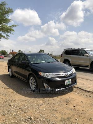 Toyota Camry 2013 Black   Cars for sale in Abuja (FCT) State, Gwarinpa