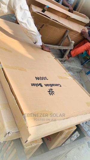 300w Canadian Solar Panels Original   Solar Energy for sale in Lagos State, Ojo