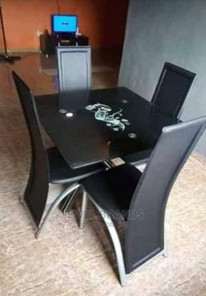 Dinning Table With 4 Chairs | Furniture for sale in Rivers State, Oyigbo