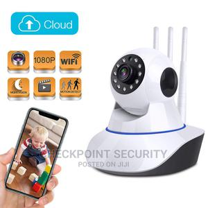 Onvif WIFI IP Camera For Smartphones Remote View   Security & Surveillance for sale in Lagos State, Ikeja