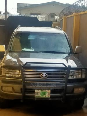 Toyota Land Cruiser 2006 Black | Cars for sale in Lagos State, Alimosho