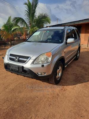 Honda CR-V 2005 2.0i ES Automatic Silver | Cars for sale in Osun State, Osogbo